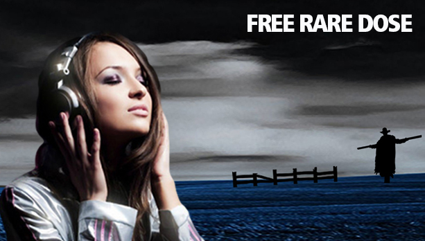 Get a FREE RARE Dose!