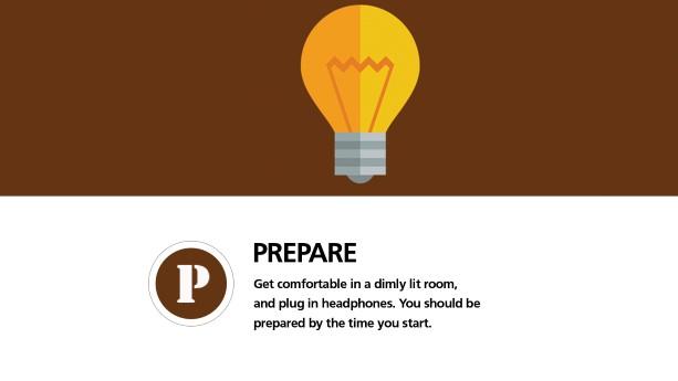 Step 3: Prepare