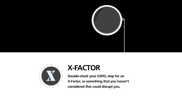 Step 2: X-Factor