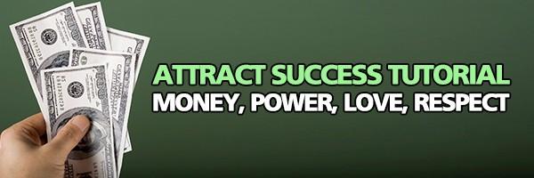 Attract Success Tutorial