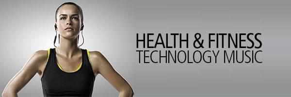Fitness Health Technology Music