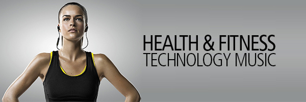 Health Fitness Tech Music