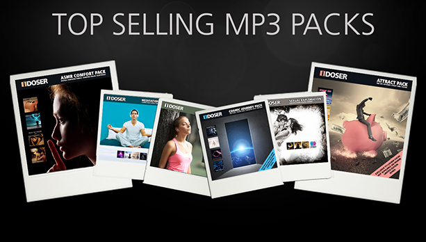 I-Doser MP3 Packs