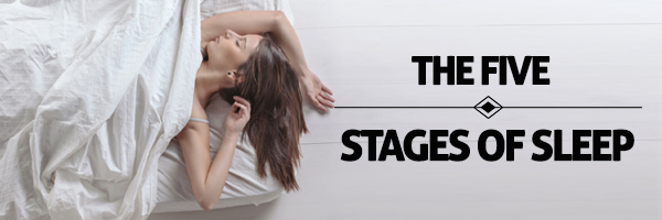 The Five Stages if Sleep