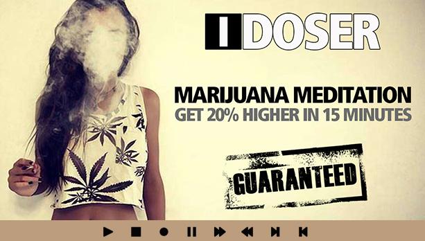 Marijuana Meditation