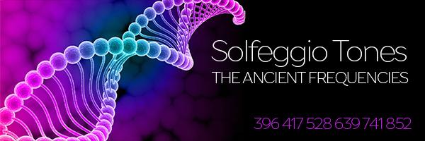 Ancient Solfeggio Tones
