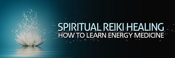 Learn Energy Medicine