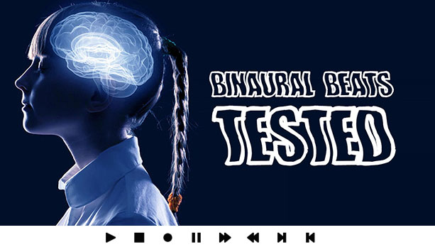 Binaural Beats Tested