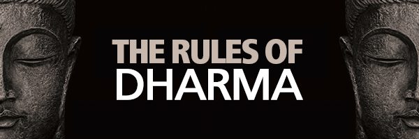 Rules Of Dharma