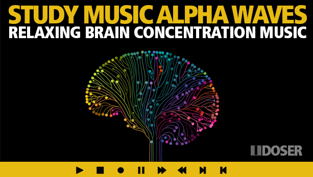 Study Music Alpha Waves Video