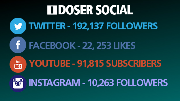 iDoser Social Followers