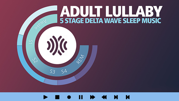 Adult Lullaby Music Natural Sleep Aid