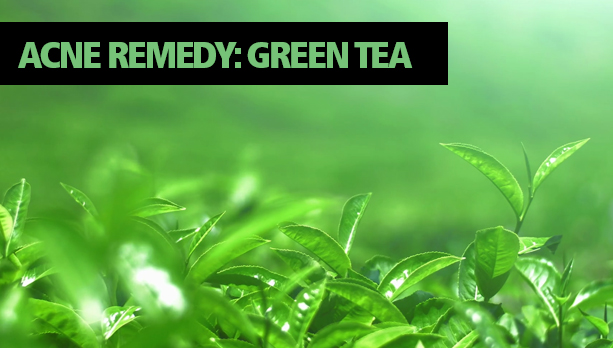 Acne Remedy Green Tea