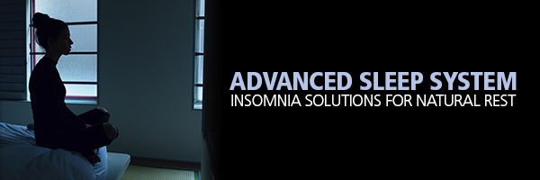 Sleep System For Insomniacs
