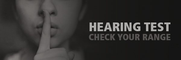 Free Online Hearing Test Check Audible Range of Ears Hearing Protection