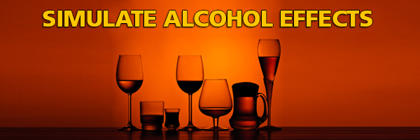 Simulate Alcohol Effects