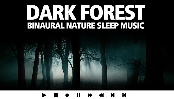 Forest Nature Sounds and Music and Free Natural Sleep Audio