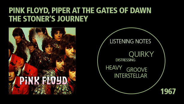 Chill Stoner Albums Pink Floyd