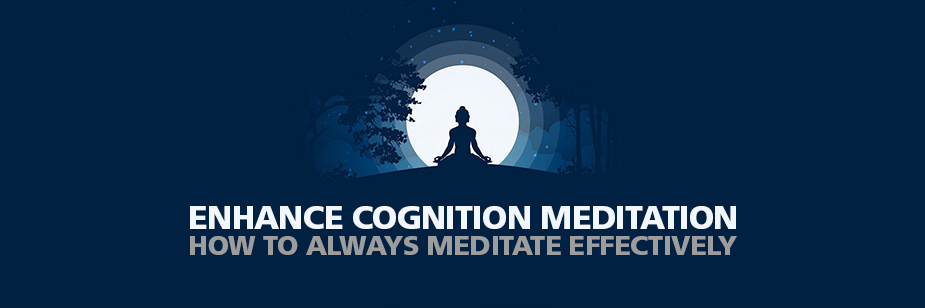 Enhance Cognition Meditation