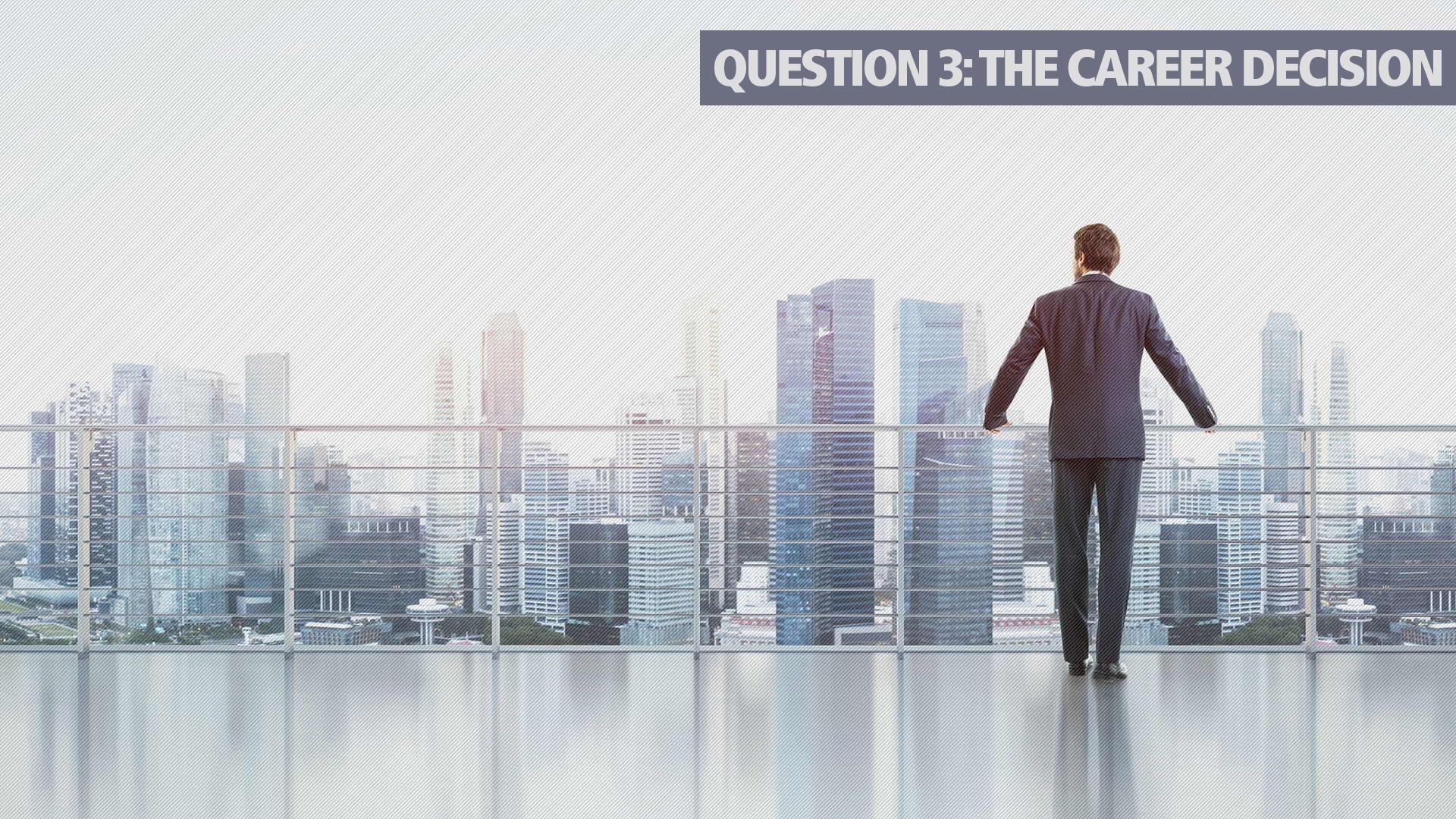 MBTI Question 3