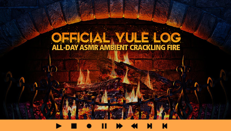 Offical Yule Log
