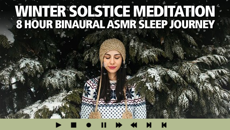 Winter Solstice Meditation to Treat Anxiety with Mindfulness