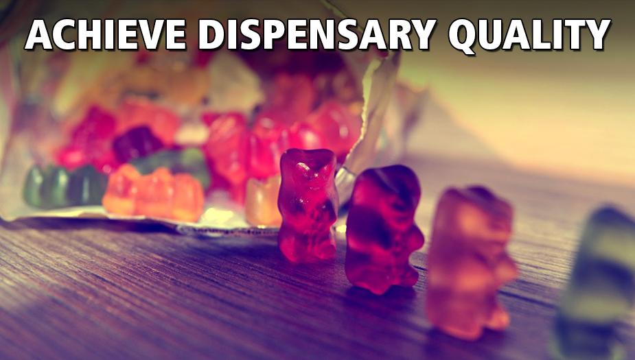 Cannabis Gummy Recipe