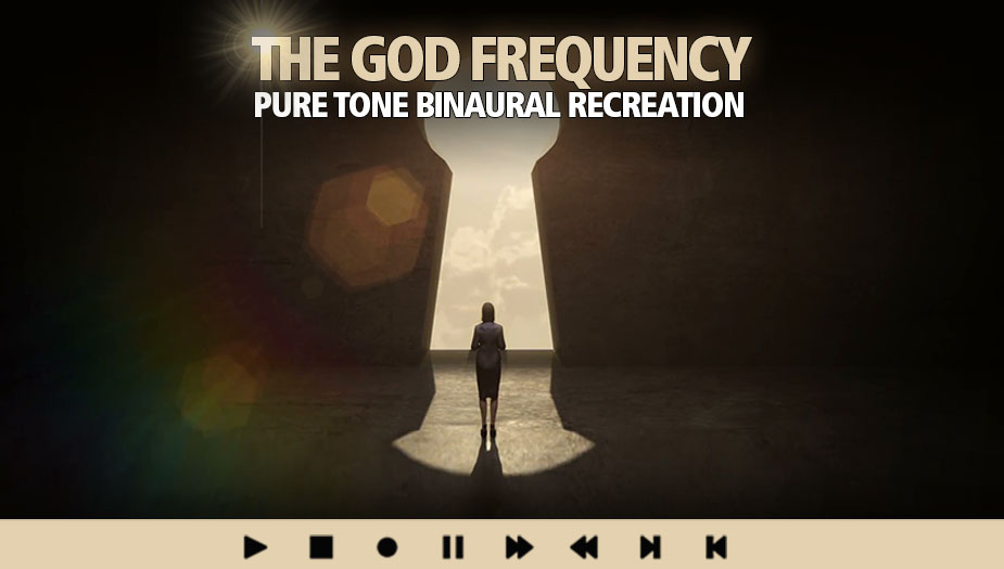 the frequency of god